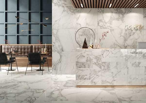 Ceramica Fioranese Prestige 60×60 Arabescato effect interno