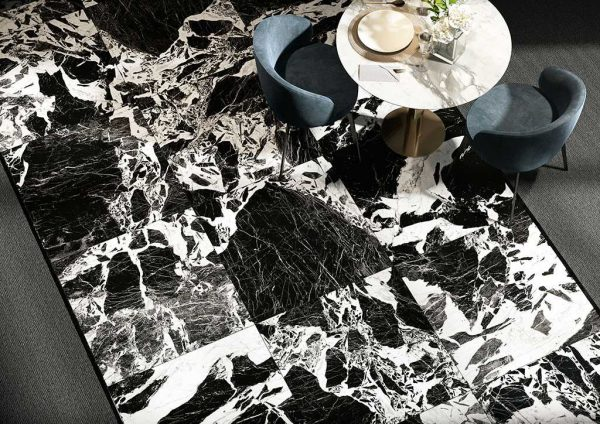 Ceramica Fioranese Prestige 60×60 Black antique effect interno_2