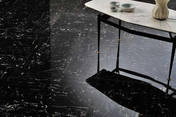 Ceramica Fioranese Prestige 60×60 Portoro effect interno_3
