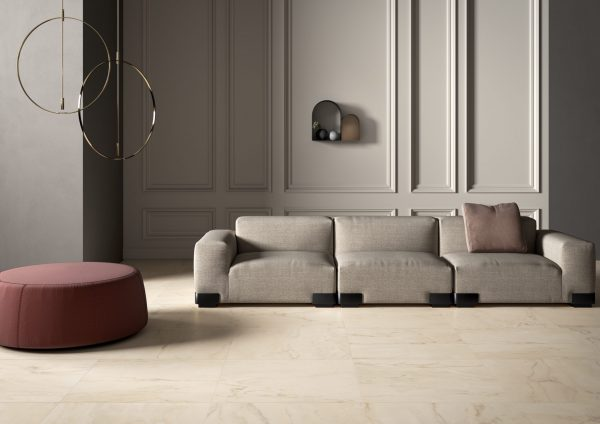 Ceramica Fioranese Sound of Marbles Rosa cipria interno_2