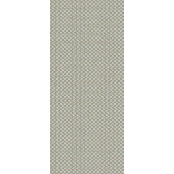 Rex Florim I filati di Rex 60×120 Op Art tè verde matte