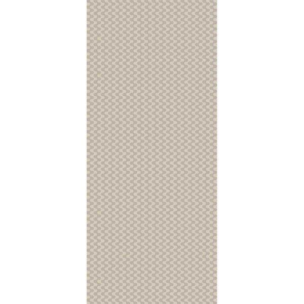 Rex Florim I filati di Rex 60×120 Op Art vaniglia matte