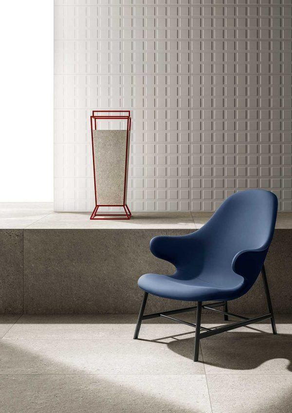 Ceramica Fioranese Land of Italy Smart Grey interno