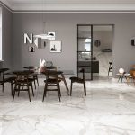 Ceramica Fioranese Marmorea Bianco Calacatta effect interno_2