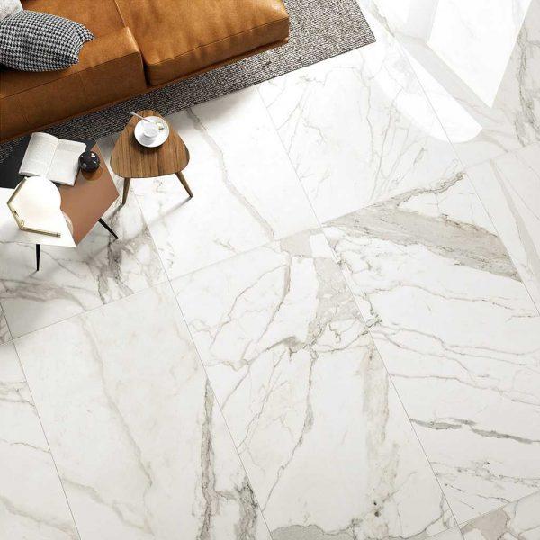 Ceramica Fioranese Marmorea Bianco Calacatta effect interno_3
