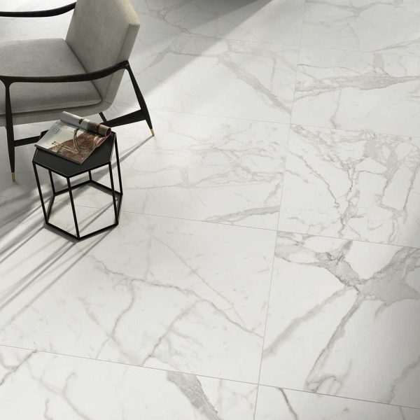 Ceramica Fioranese Marmorea Bianco Statuario effect interno_2
