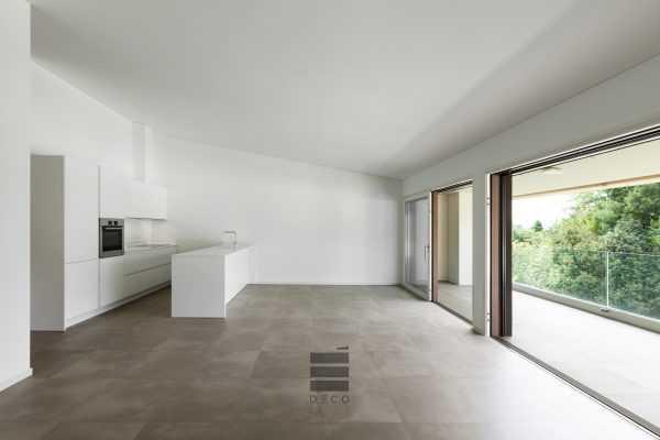 Interior,Of,New,Apartment,,Modern,Domestic,Kitchen